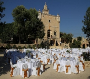 Have a royal wedding - get married in a castle in Malta!